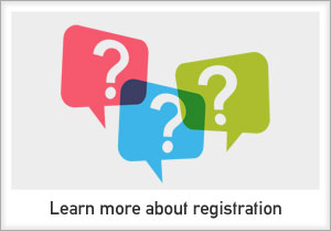 Learn more about registration